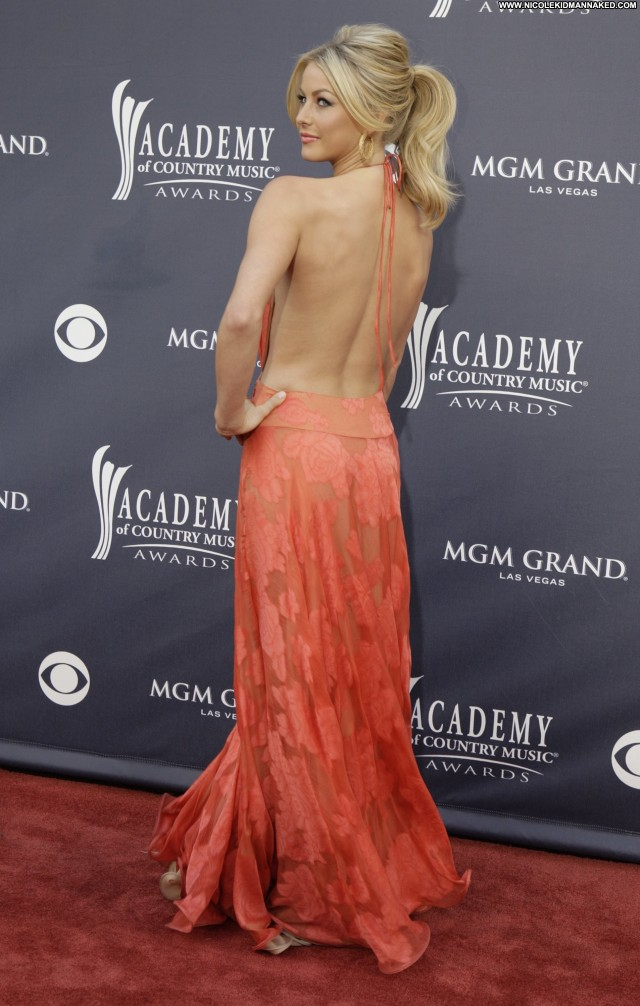 Julianne Hough Academy Of Country Music Awards Beautiful High