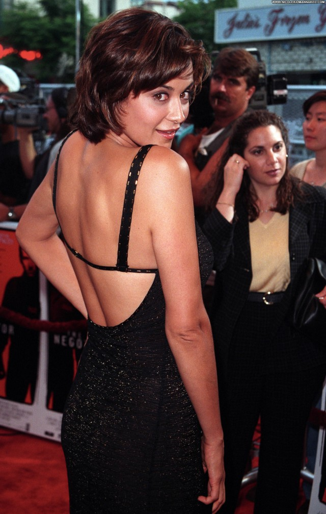 Catherine Bell Los Angeles Celebrity Beautiful Los Angeles High