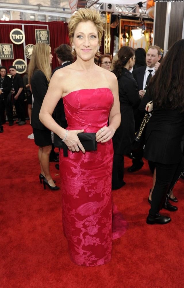 Edie Falco Th Annual Screen Actors Guild Awards Posing Hot Babe High