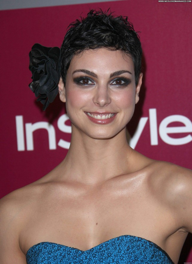 Morena Baccarin Brothers Posing Hot High Resolution Beautiful