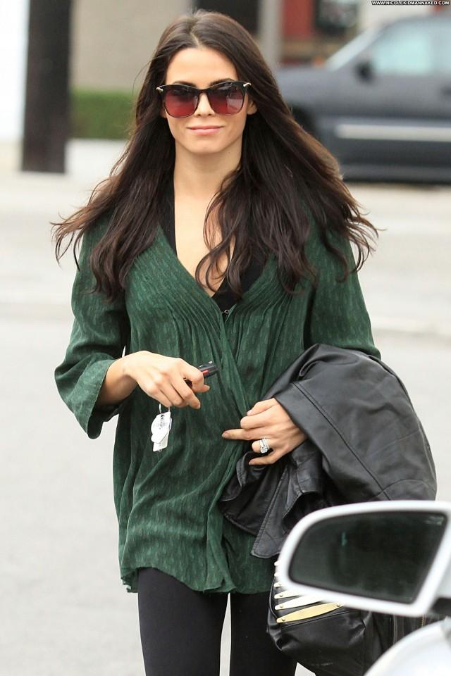 Jenna Dewan Los Angeles Babe Posing Hot Los Angeles Celebrity High