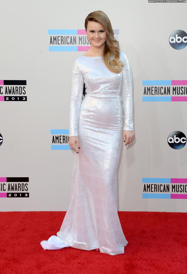 Ashley Keating American Music Awards Posing Hot American Awards High