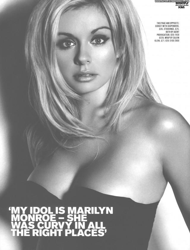Katherine Jenkins Magazine Beautiful Posing Hot Scans Babe Celebrity