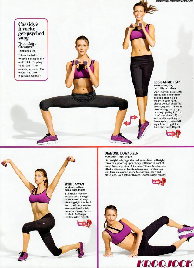 Katie Cassidy Magazine Celebrity Scans Beautiful Posing Hot Magazine
