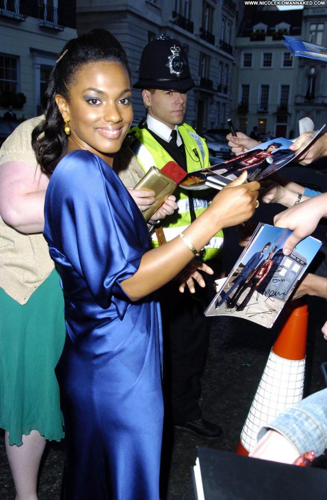 Freema Agyeman Glamour Women Posing Hot Awards Celebrity Beautiful