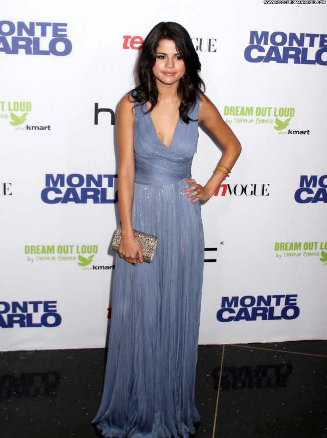 Selena Gomez Monte Carlo High Resolution Beautiful Posing Hot