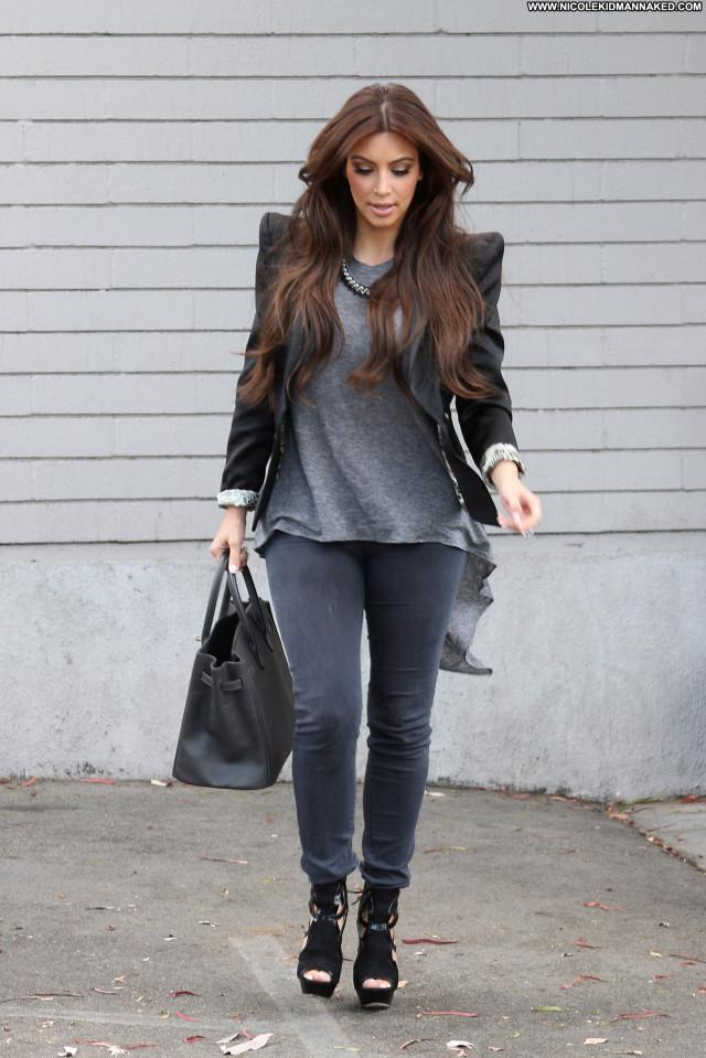 Kim Kardashian Los Angeles Los Angeles Celebrity Beautiful High
