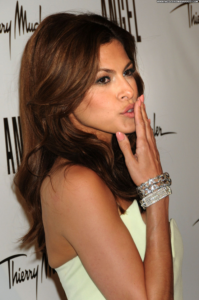 Eva Mendes No Source Celebrity Beautiful Nyc High Resolution Babe