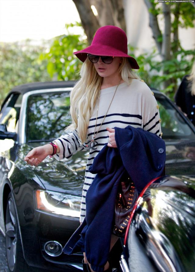 Lindsay Lohan West Hollywood  West Hollywood Beautiful Hollywood Babe