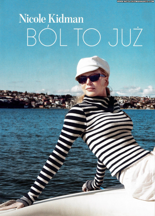 Nicole Kidman Magazine Magazine Posing Hot Babe Celebrity Beautiful