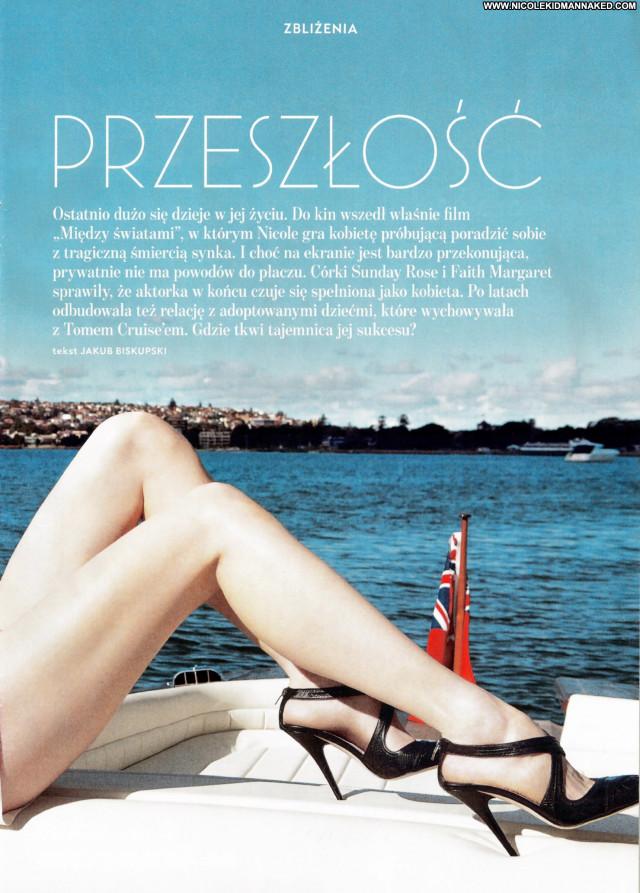 Nicole Kidman Magazine Magazine Celebrity Beautiful Babe Poland