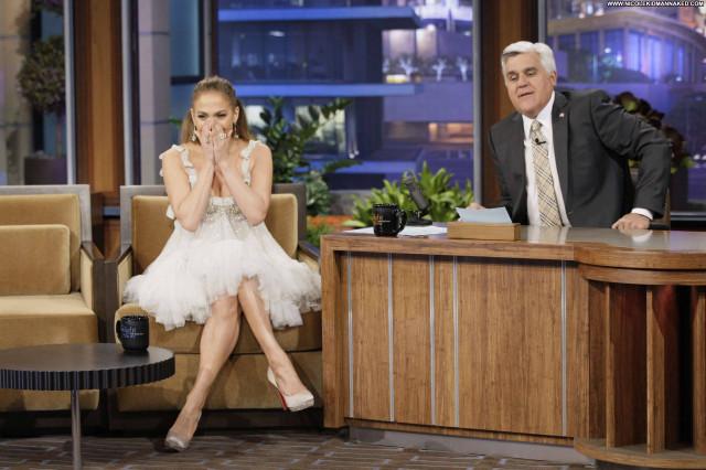 Jennifer Lopez The Tonight Show With Jay Leno Beautiful Celebrity