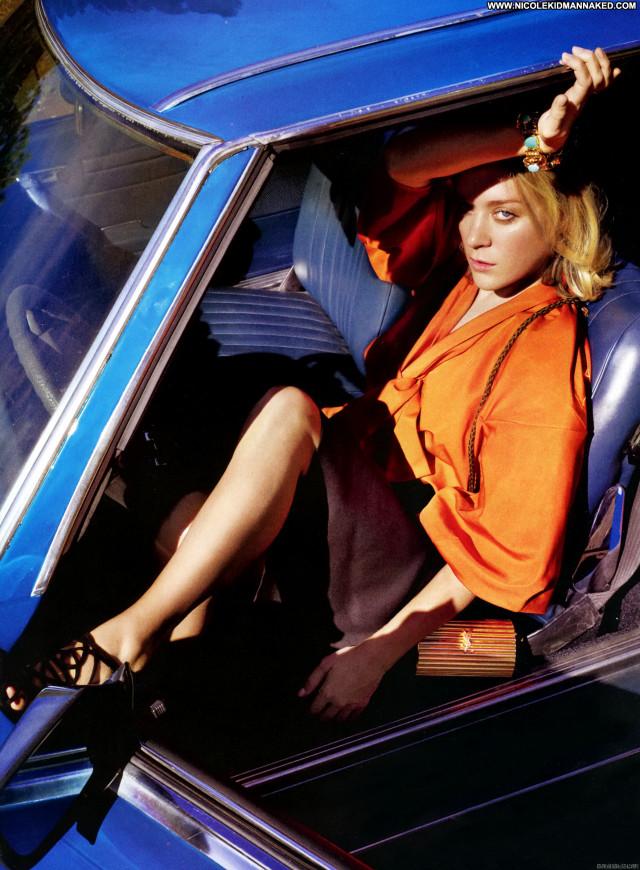 Chloe Sevigny Magazine Babe Beautiful Sexy Magazine Posing Hot