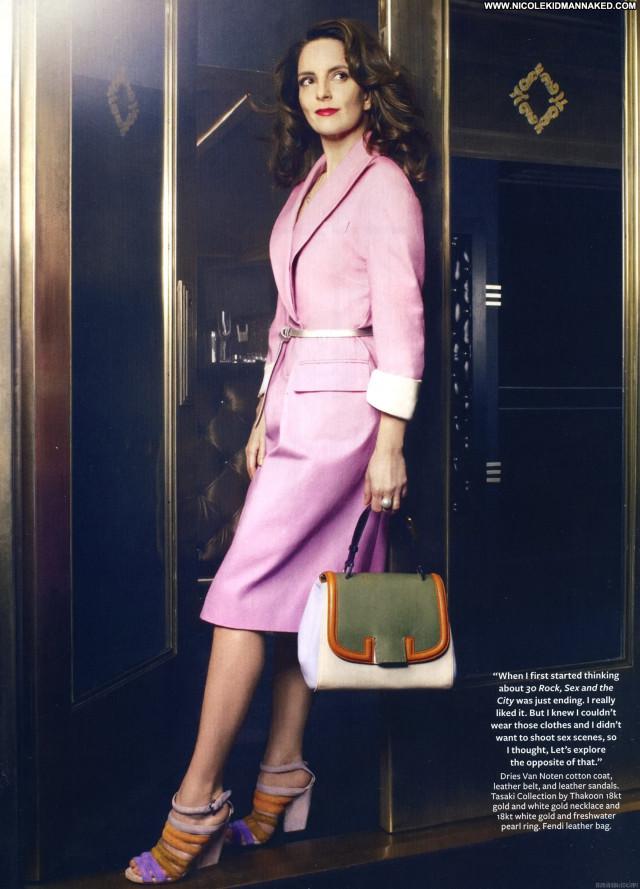 Tina Fey Magazine Posing Hot Celebrity Babe Magazine Beautiful