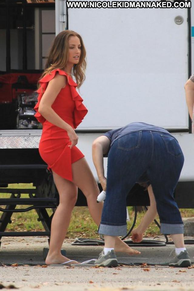 Minka Kelly Charlie S Angels Movie Usa Beautiful Celebrity Posing Hot