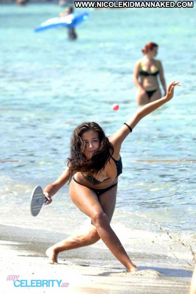 Giorgia Palmas Alone With Her Posing Hot Celebrity Reality Babe