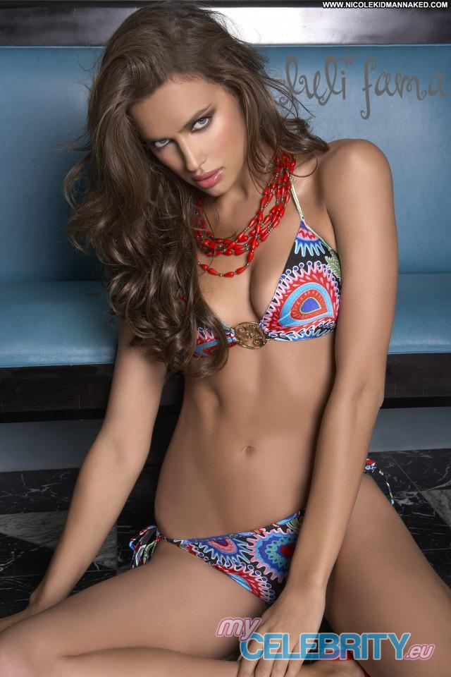 Irina Shayk No Source Beautiful Swimsuit Babe Bikini Photoshoot