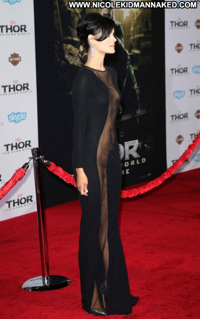 Jaimie Alexander No Source Beautiful Celebrity Babe See Through Sexy