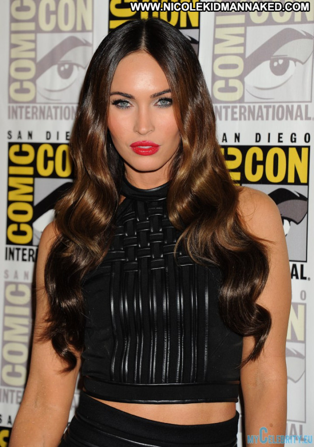 Megan Fox No Source Beautiful Celebrity Posing Hot Mutant Movie Usa