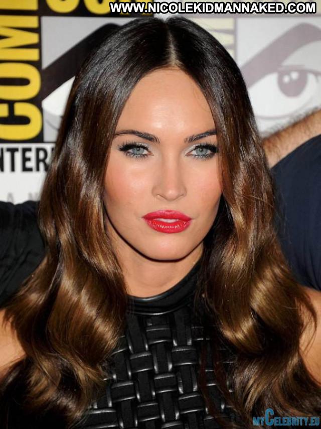 Megan Fox No Source Mutant Beautiful Usa Posing Hot Ninja Celebrity