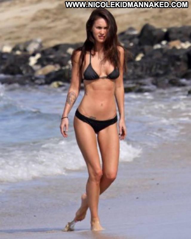Megan Fox No Source Actress Beautiful Posing Hot Usa Babe Celebrity