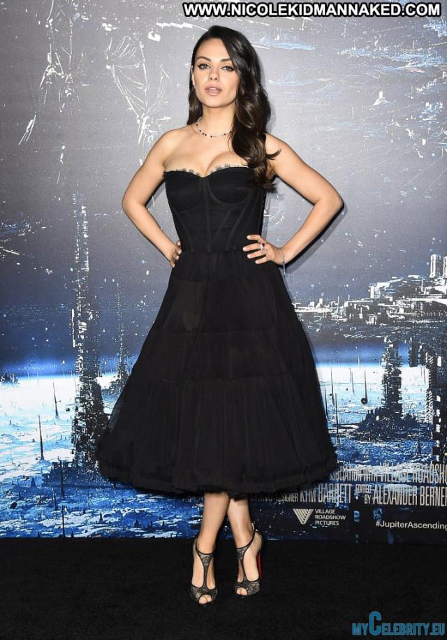 Mila Kunis Jupiter Ascending  Beautiful Celebrity Babe Posing Hot Los