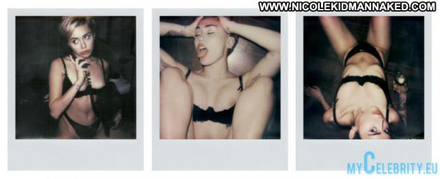 Miley Cyrus V Magazine Beautiful Posing Hot Magazine Nude Celebrity