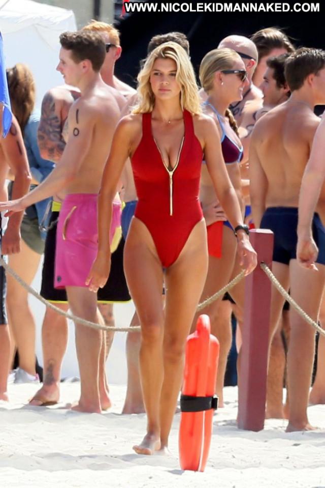 Kelly Rohrbach No Source  Usa Beautiful Babe Swimsuit Posing Hot