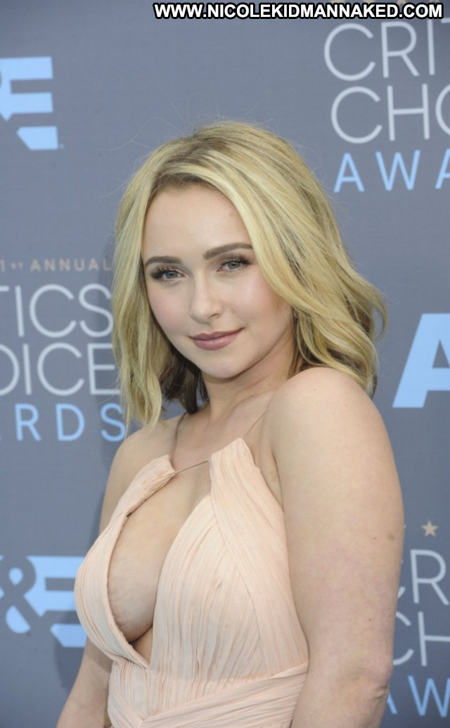 Hayden Panettiere The Red Carpet Beautiful Gorgeous Cleavage Babe Usa