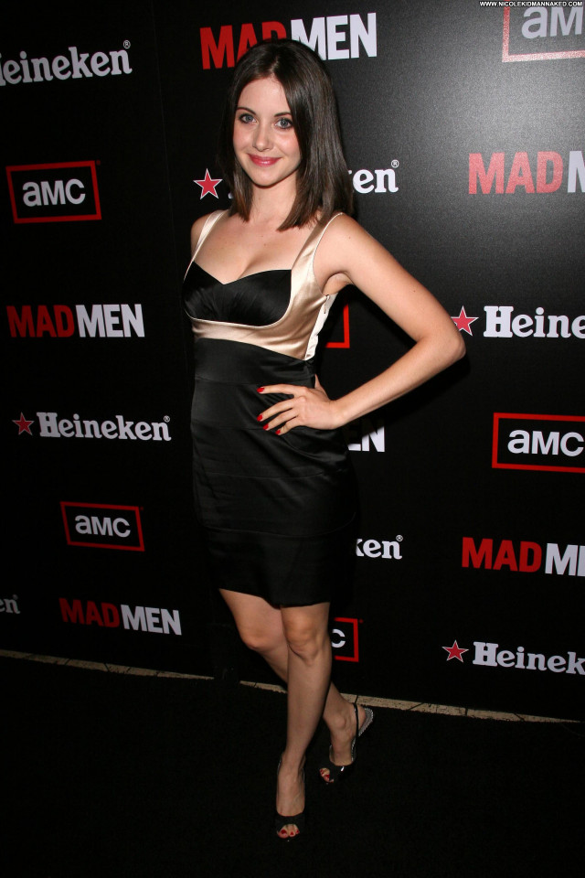 Alison Brie Mad Men Babe Birthday Party Awards Posing Hot Celebrity