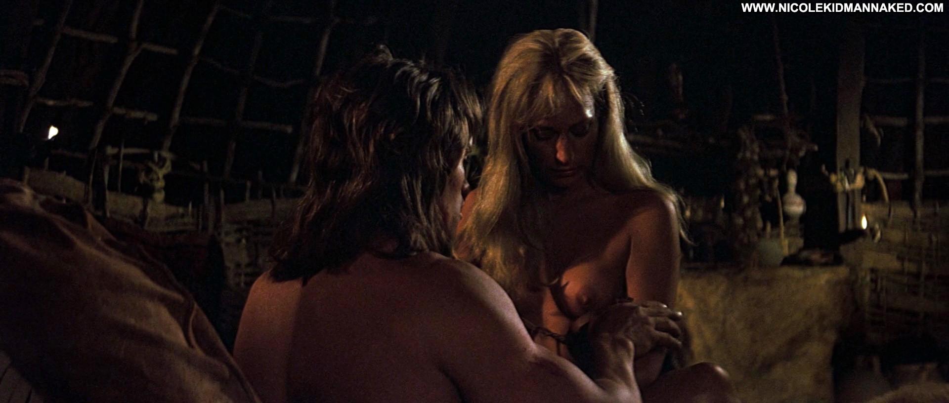 Nudity in conan the barbarian