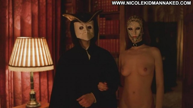 Nicole Kidman Eyes Wide Shut Group Sex Celebrity