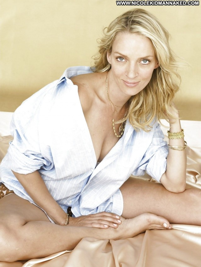Uma Thurman Pictures Milf Celebrity Gorgeous Actress Nude Famous Babe