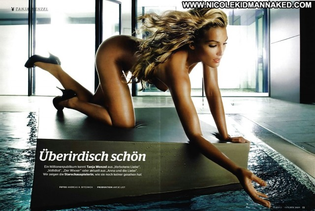 Tanja Wenzel Pictures Tits Babe Celebrity